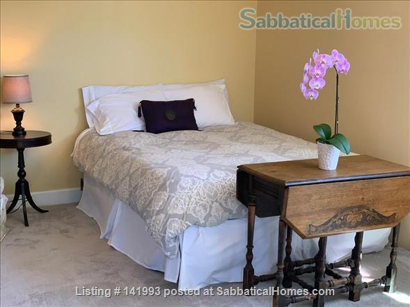 GORGEOUS FURNISHED STUDIO in Wonderful North Berkeley Location! Home Rental in Berkeley, California, United States 2