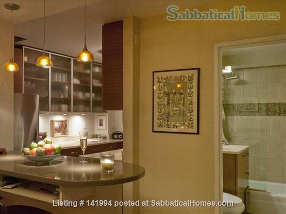 Spacious Furnished 1BR Apt on Inwood Hill Park near subways. Home Rental in New York, New York, United States 2