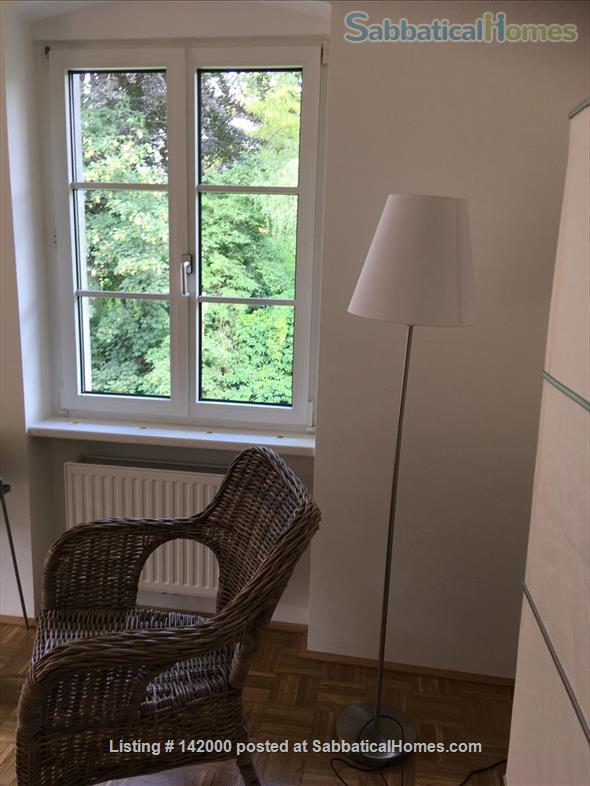 Just renovated , quiet bright 2 room apartment with balcony Home Rental in Linz, Upper Austria, Austria 0