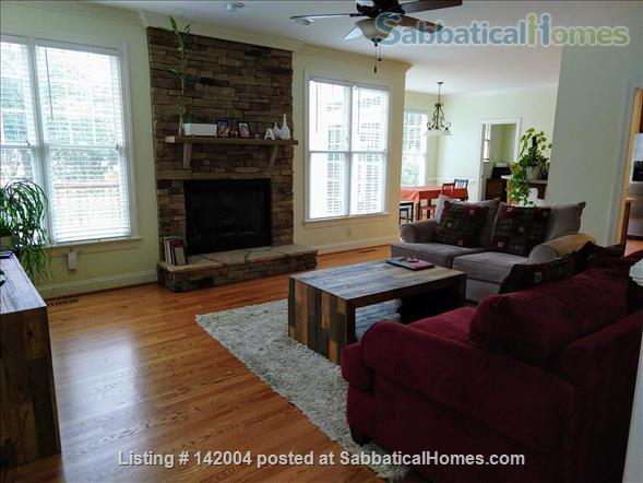 5 Bedroom home in Cary Home Rental in Cary, North Carolina, United States 1