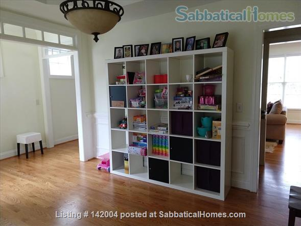 5 Bedroom home in Cary Home Rental in Cary, North Carolina, United States 4