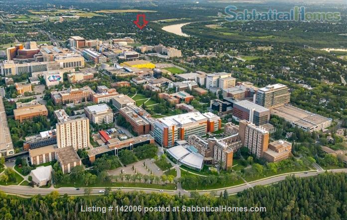 Family home for rent in Belgravia. Walk to University of Alberta. Home Rental in Edmonton, Alberta, Canada 1