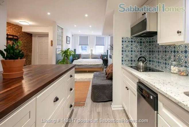 Charming Shaw Studio Apartment, Newly Renovated, Near Metro Home Rental in Washington, District of Columbia, United States 1