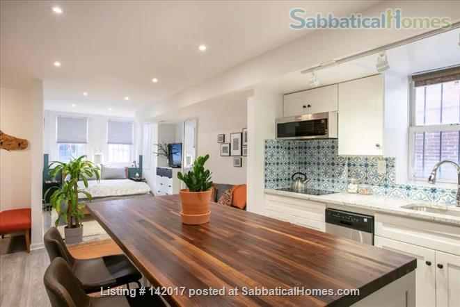 Charming Shaw Studio Apartment, Newly Renovated, Near Metro Home Rental in Washington, District of Columbia, United States 0