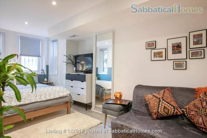 Charming Shaw Studio Apartment, Newly Renovated, Near Metro Home Rental in Washington, District of Columbia, United States 3