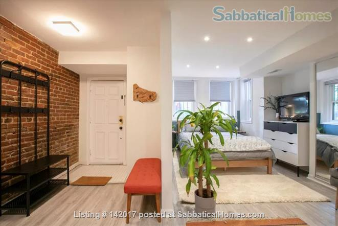 Charming Shaw Studio Apartment, Newly Renovated, Near Metro Home Rental in Washington, District of Columbia, United States 4