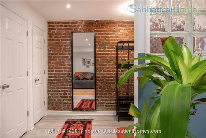Charming Shaw Studio Apartment, Newly Renovated, Near Metro Home Rental in Washington, District of Columbia, United States 5