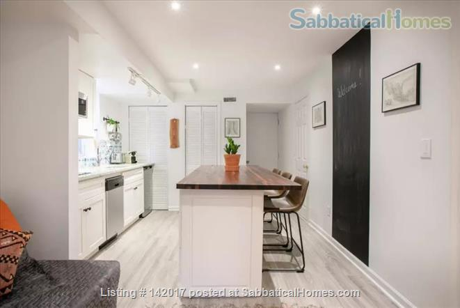 Charming Shaw Studio Apartment, Newly Renovated, Near Metro Home Rental in Washington, District of Columbia, United States 6