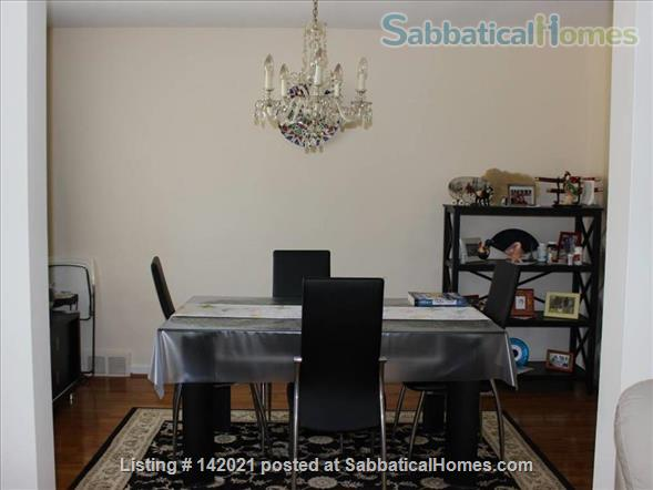 Upscale 4BR 3Ba furnished house in best location next to universities Home Rental in Pittsburgh, Pennsylvania, United States 2