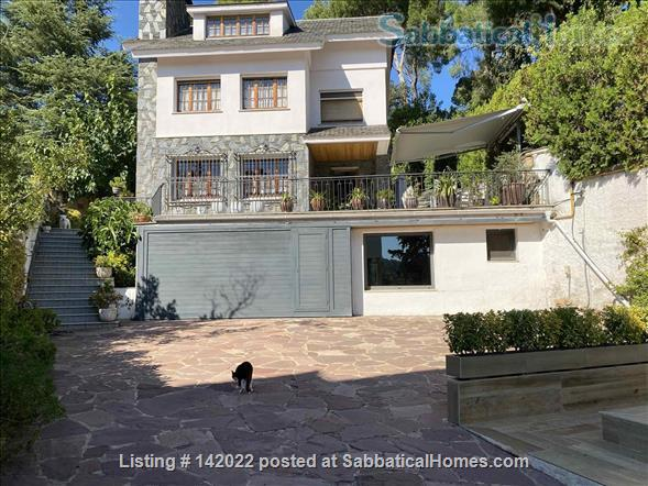 Charming Home in Sant Cugat del Valles Home Rental in Valldoreix, CT, Spain 0
