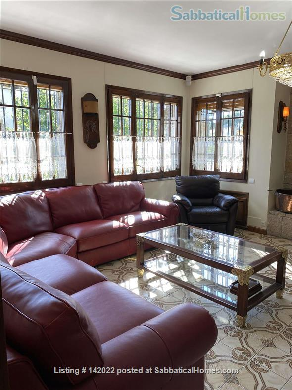 Charming Home in Sant Cugat del Valles Home Rental in Valldoreix, CT, Spain 3
