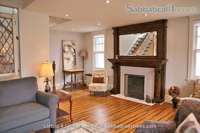 Beautiful Yorkville 3-Bedroom on 2 Floors with 2 Decks Home Rental in Toronto, Ontario, Canada 1