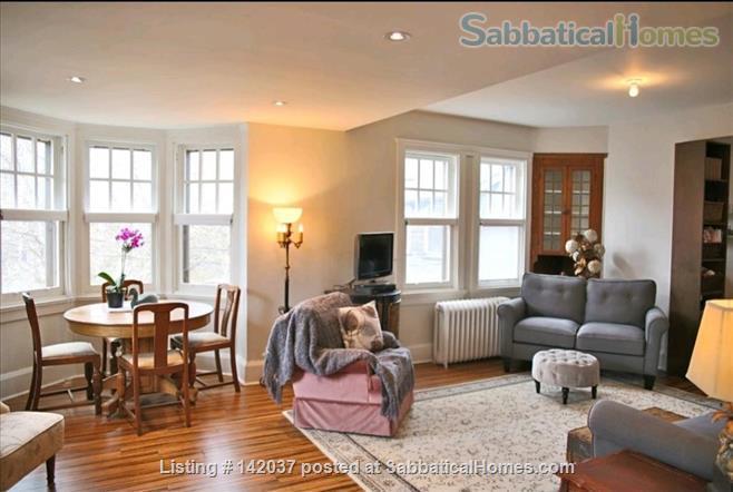 Beautiful Yorkville 3-Bedroom on 2 Floors with 2 Decks Home Rental in Toronto, Ontario, Canada 0