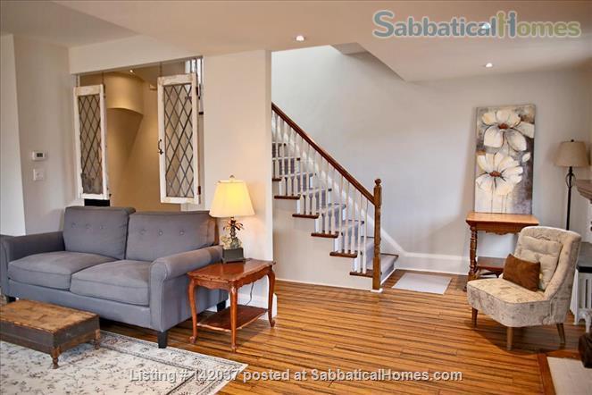 Beautiful Yorkville 3-Bedroom on 2 Floors with 2 Decks Home Rental in Toronto, Ontario, Canada 2
