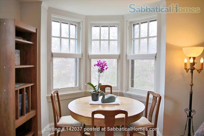 Beautiful Yorkville 3-Bedroom on 2 Floors with 2 Decks Home Rental in Toronto, Ontario, Canada 3