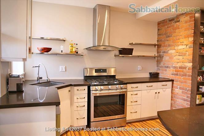 Beautiful Yorkville 3-Bedroom on 2 Floors with 2 Decks Home Rental in Toronto, Ontario, Canada 4