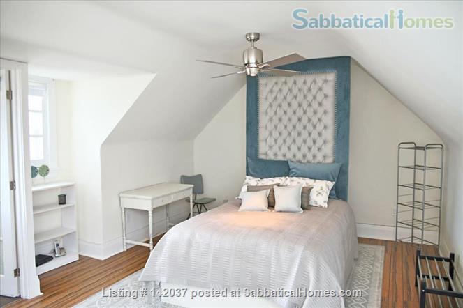 Beautiful Yorkville 3-Bedroom on 2 Floors with 2 Decks Home Rental in Toronto, Ontario, Canada 5