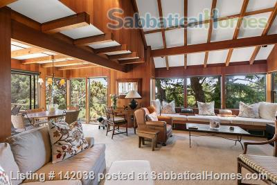 Architect-Designed View Home at The Sea Ranch Home Rental in Sea Ranch, California, United States 2