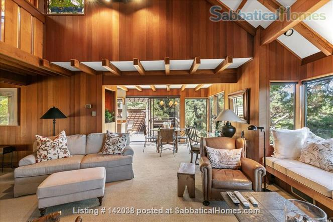 Architect-Designed View Home at The Sea Ranch Home Rental in Sea Ranch, California, United States 3