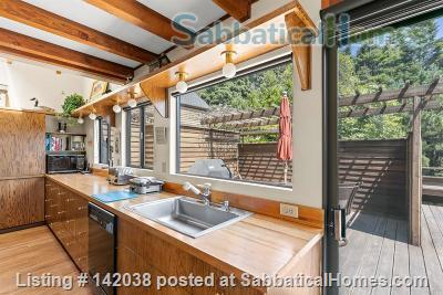 Architect-Designed View Home at The Sea Ranch Home Rental in Sea Ranch, California, United States 4