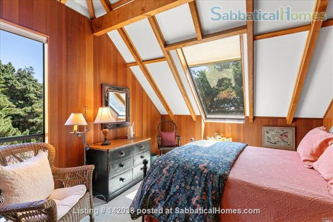 Architect-Designed View Home at The Sea Ranch Home Rental in Sea Ranch, California, United States 8