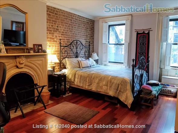 Brownstone Duplex in Prospect Heights Brooklyn Home Rental in Prospect Heights, New York, United States 3