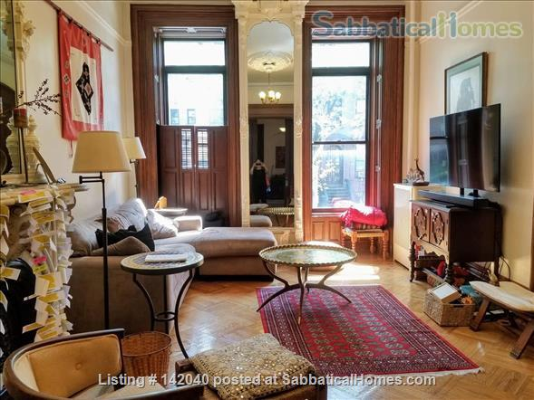Brownstone Duplex in Prospect Heights Brooklyn Home Rental in Prospect Heights, New York, United States 4