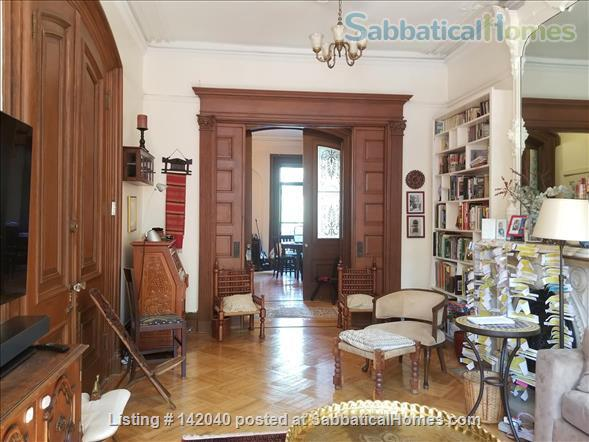Brownstone Duplex in Prospect Heights Brooklyn Home Rental in Prospect Heights, New York, United States 8