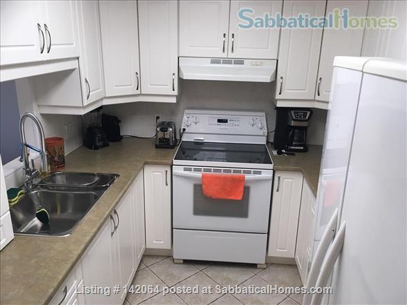 1BR+ Furnished Stylish Upper-Floor Condo with Beautiful View of Ottawa,  Rideau River & Gatineau Hills  - Avail Jan 2021 Home Rental in Ottawa, Ontario, Canada 5