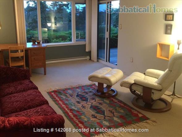 One Bedroom Waterfront Condo in Victoria, BC Home Rental in Victoria, British Columbia, Canada 1