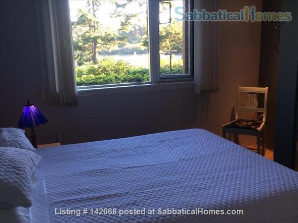 One Bedroom Waterfront Condo in Victoria, BC Home Rental in Victoria, British Columbia, Canada 0