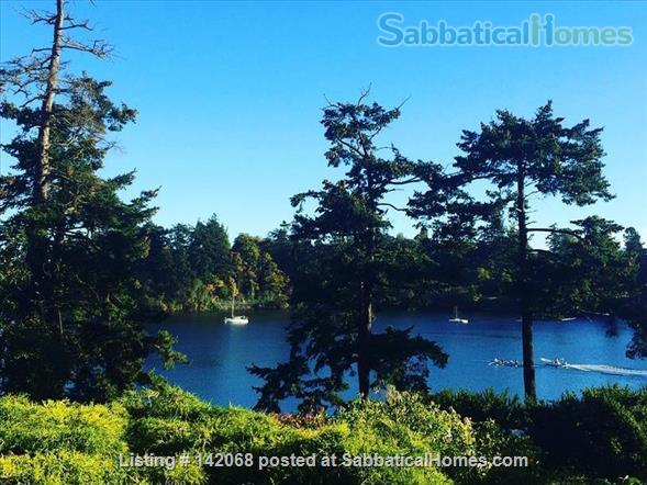 One Bedroom Waterfront Condo in Victoria, BC Home Rental in Victoria, British Columbia, Canada 5