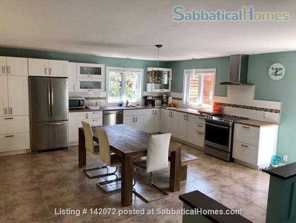 Modern & Spacious 4BR Family Home fully furnished & equiped close to Quebec City Home Rental in Quebec City, Quebec, Canada 0