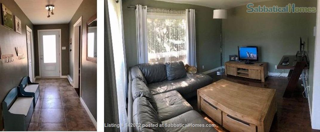 Modern & Spacious 4BR Family Home fully furnished & equiped close to Quebec City Home Rental in Quebec City, Quebec, Canada 2