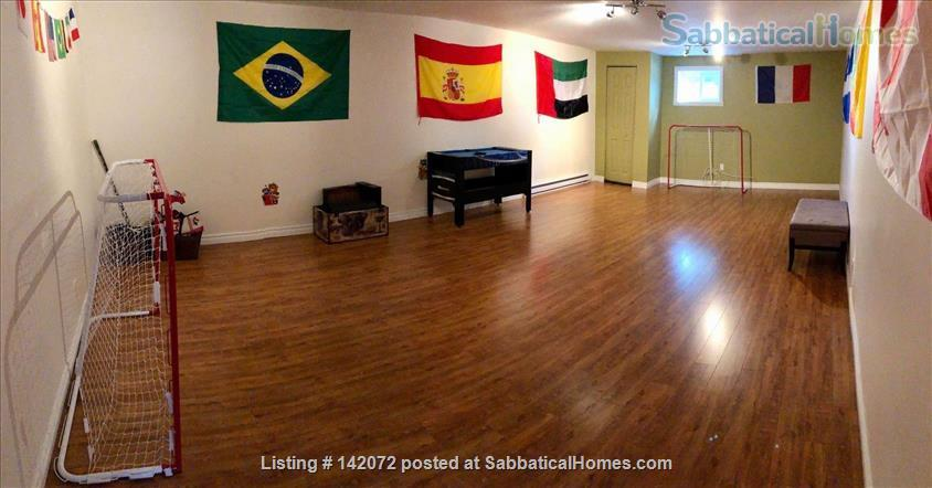 Modern & Spacious 4BR Family Home fully furnished & equiped close to Quebec City Home Rental in Quebec City, Quebec, Canada 5