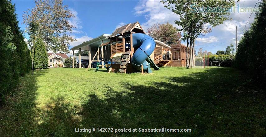 Modern & Spacious 4BR Family Home fully furnished & equiped close to Quebec City Home Rental in Quebec City, Quebec, Canada 6