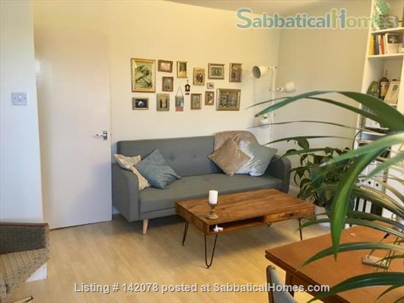 Beautiful apartment in London with stunning view over the city Home Rental in Chalk Farm, England, United Kingdom 0