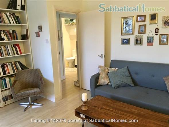 Beautiful apartment in London with stunning view over the city Home Rental in Chalk Farm, England, United Kingdom 5