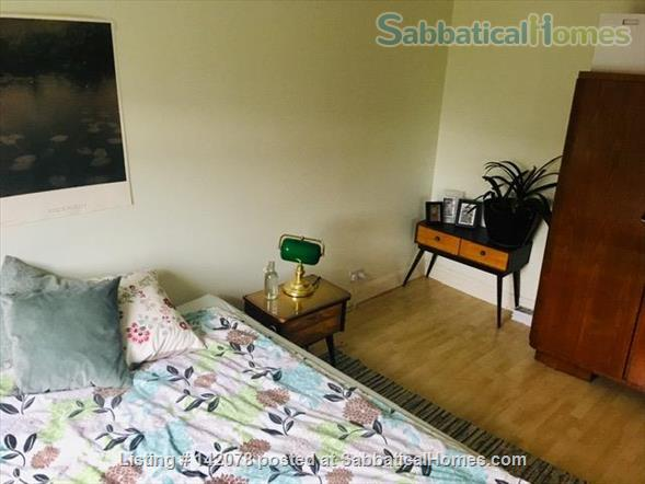 Beautiful apartment in London with stunning view over the city Home Rental in Chalk Farm, England, United Kingdom 7