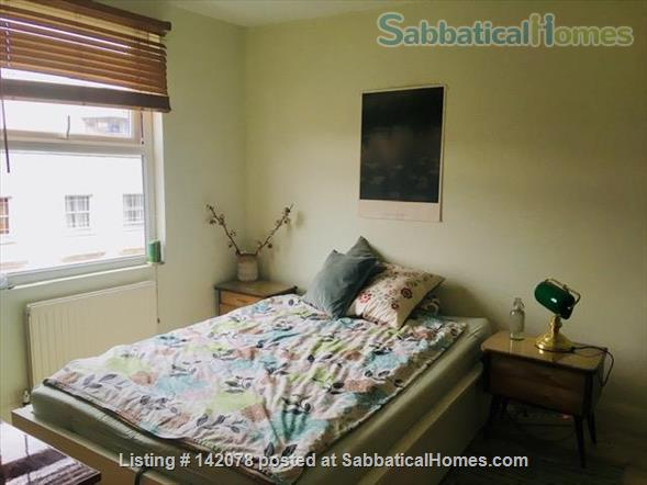 Beautiful apartment in London with stunning view over the city Home Rental in Chalk Farm, England, United Kingdom 8