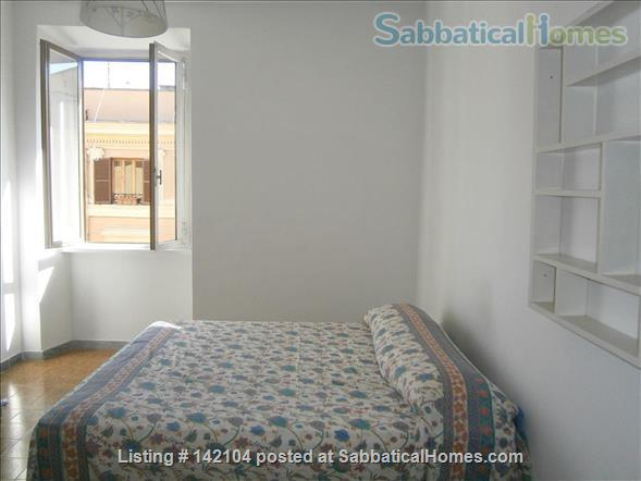 Bright 1 bedroom in the heart of San Lorenzo district Home Rental in Rome, Lazio, Italy 1