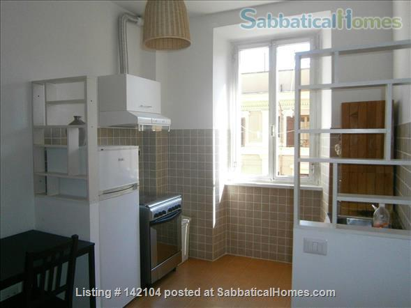 Bright 1 bedroom in the heart of San Lorenzo district Home Rental in Rome, Lazio, Italy 0