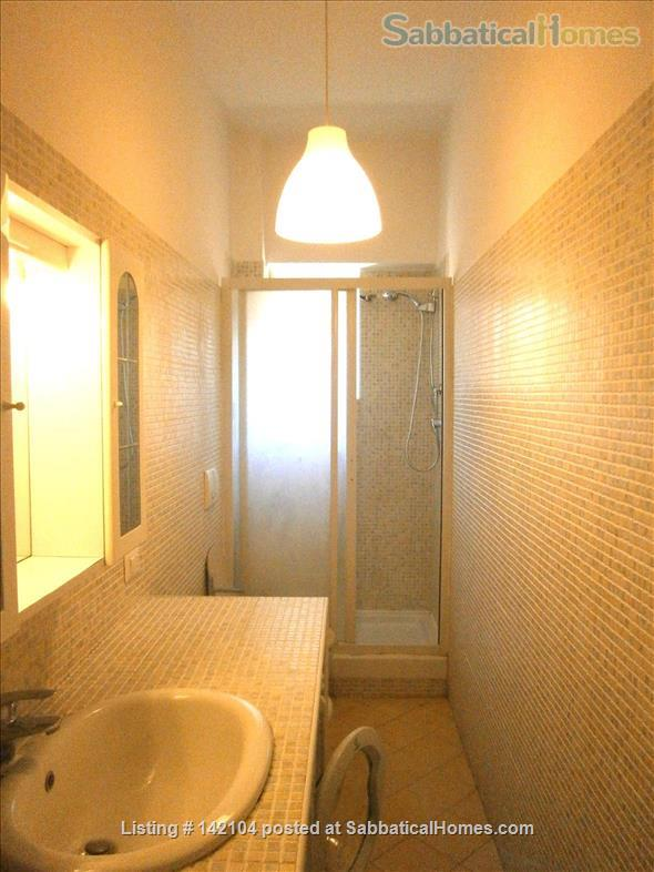 Bright 1 bedroom in the heart of San Lorenzo district Home Rental in Rome, Lazio, Italy 2