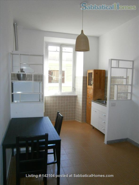 Bright 1 bedroom in the heart of San Lorenzo district Home Rental in Rome, Lazio, Italy 5