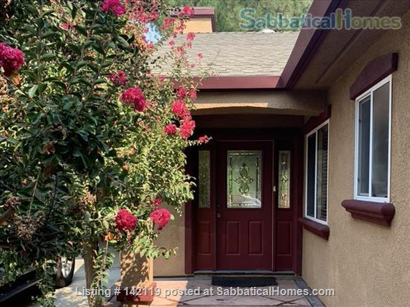 Beautiful Immaculate 4bd/2.5 Bath 2,000 sqft in NCAL Concord California Home Rental in Concord, California, United States 1