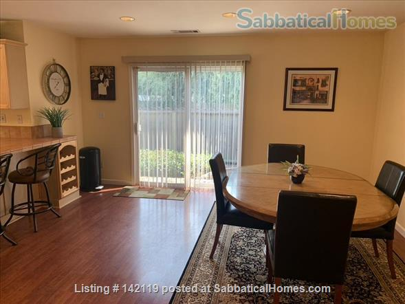 Beautiful Immaculate 4bd/2.5 Bath 2,000 sqft in NCAL Concord California Home Rental in Concord, California, United States 0