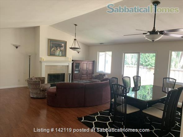 Beautiful Immaculate 4bd/2.5 Bath 2,000 sqft in NCAL Concord California Home Rental in Concord, California, United States 2