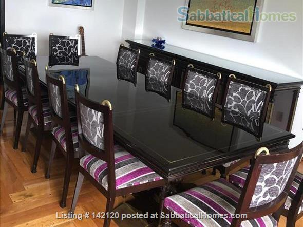 Very spacious, furnished family apartment in Mexico City Home Rental in Ciudad de México, Ciudad de México, Mexico 4