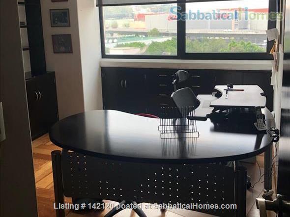 Very spacious, furnished family apartment in Mexico City Home Rental in Ciudad de México, Ciudad de México, Mexico 5