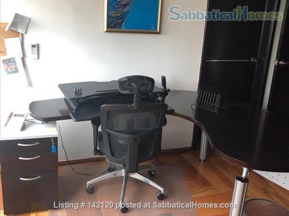 Very spacious, furnished family apartment in Mexico City Home Rental in Ciudad de México, Ciudad de México, Mexico 6